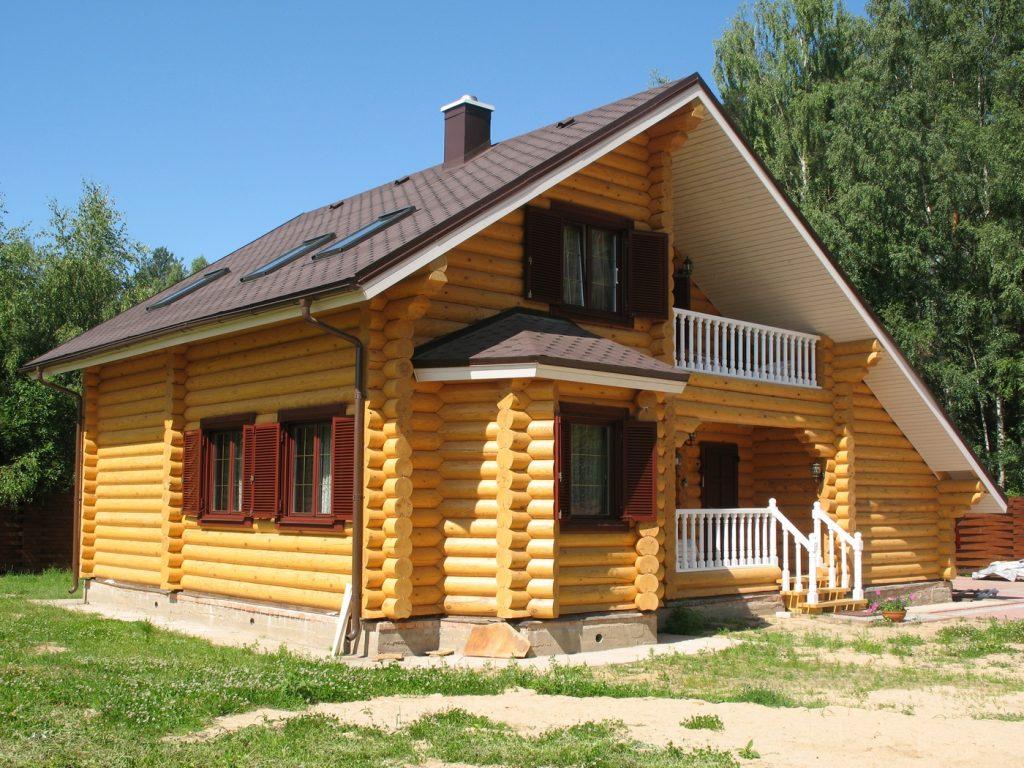 Цены на строительство деревянных домов в Челябинске